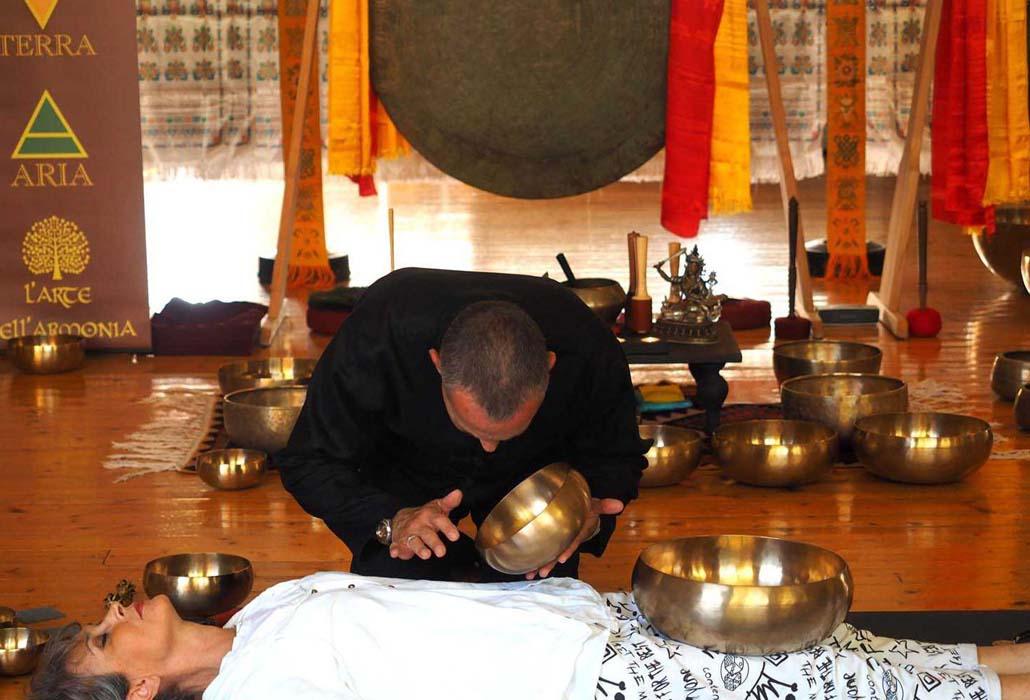 Corsi di Campane Tibetane - Galleria immagini