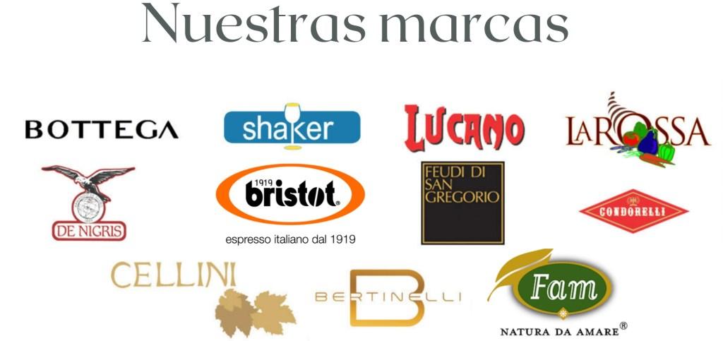 marcas de comida italiana en Bogotá Colombia