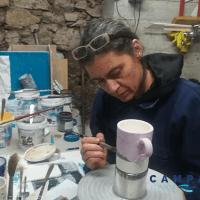 Pulcinella Ceramics Ceramica Vietrese Costiera Amalfitana