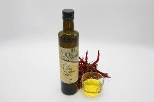 Olio Extra vergine di oliva del Cilento