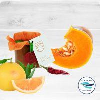 Composta Artigianale extra al Zucca Pompelmo e Peperoncino