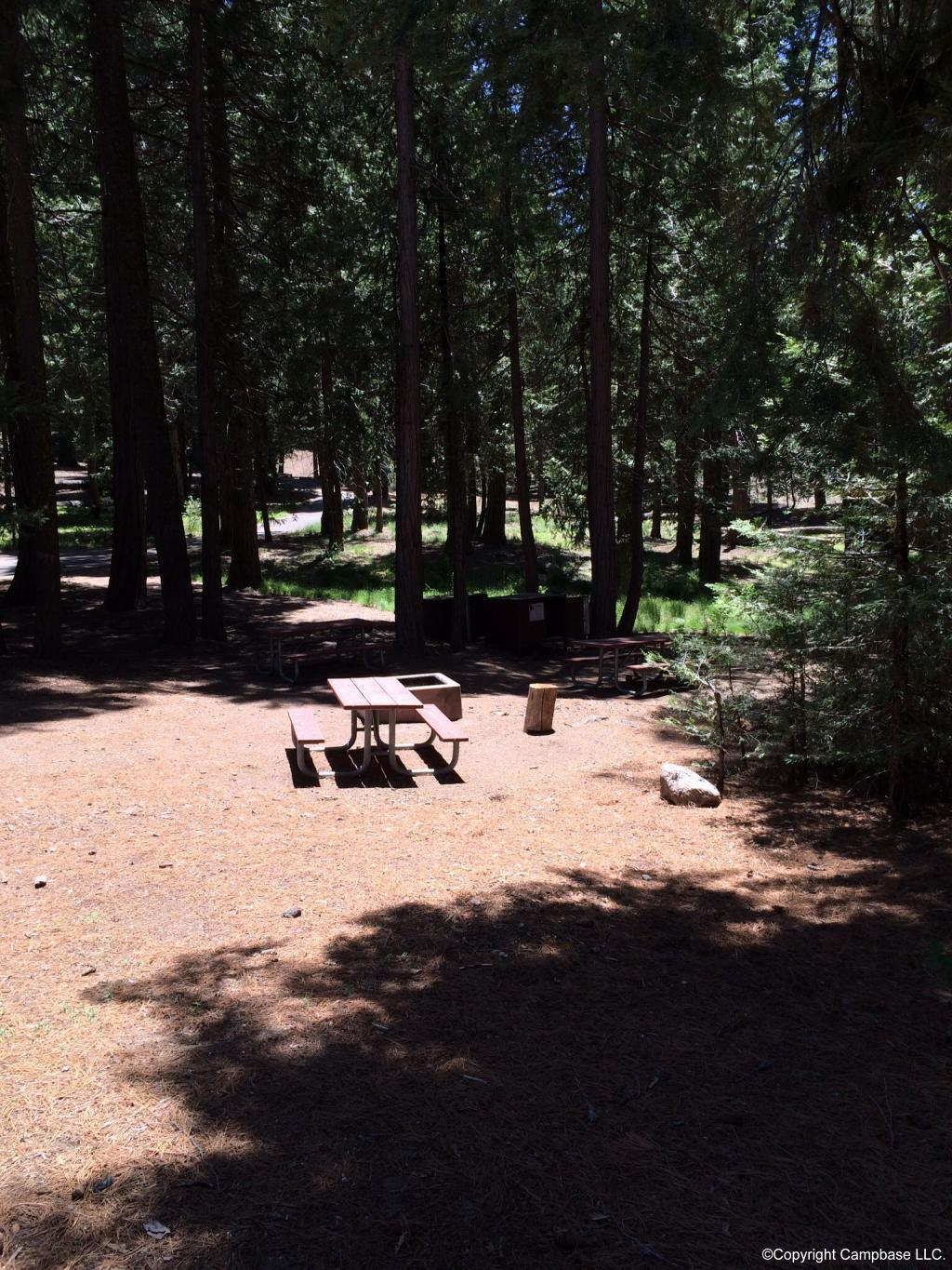 Crystal Springs Campground Sequoia NP Three Rivers
