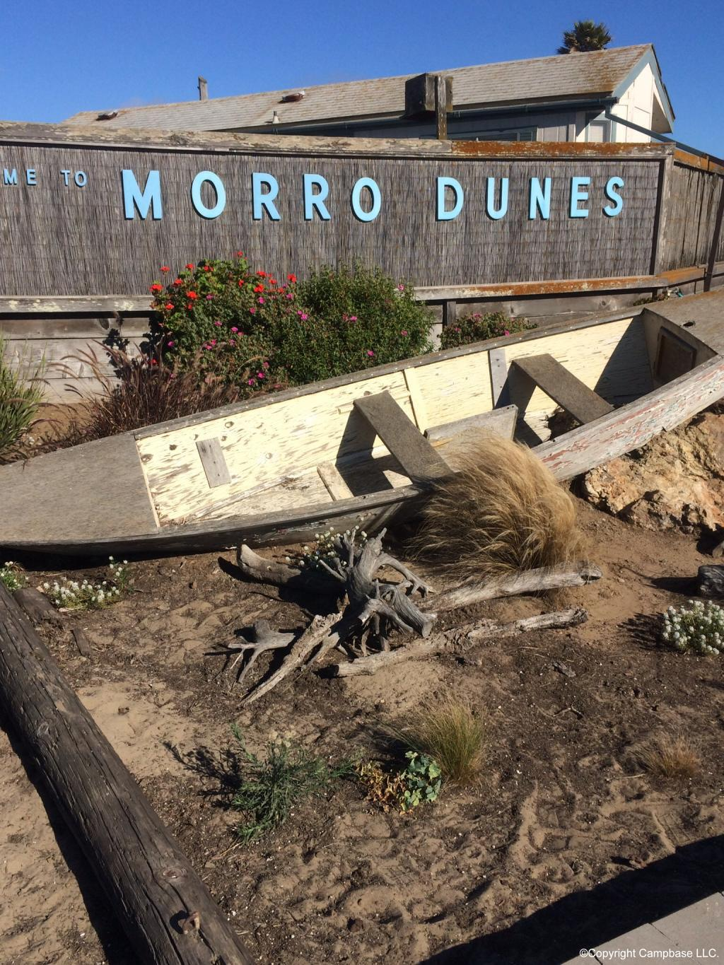 Here is the spot with the highest chance of finding the right fire pit for. Morro Dunes RV Park ,Morro Bay ,California