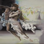 Original Arwork for Sale at Campbelltown Framing Gallery nudes flight