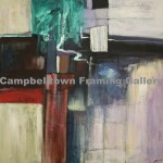 Original Arwork for Sale at Campbelltown Framing Gallery modern art