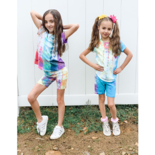 How to Make Tie-Dyed Clothes