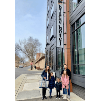 Family Friendly Staycation in New Haven, CT