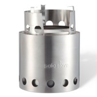 Solo Stove Lite - Compact Wood Burning Backpacking Stove