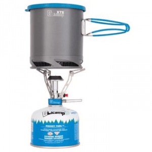 Olicamp Electron Stove Lt Pot Backpacking Combo Camp