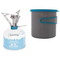 Olicamp Vector Stove + Lt Pot Combo Kit