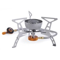 OUTAD Windproof Foldable Camping Stove for Outdoor Backpacking/Hiking
