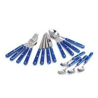 GSI Outdoors Pioneer Cutlery (Blue)