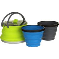 Msr Alpine 4 Pot Set Camp Cookware Sets Camp Kitchens