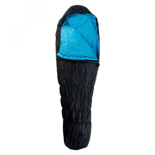 First Ascent Amplify 900 Charcoal blue open