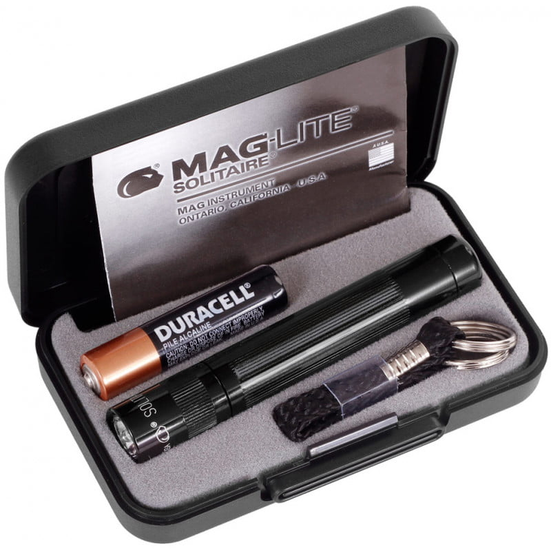 maglite solitaire led in box