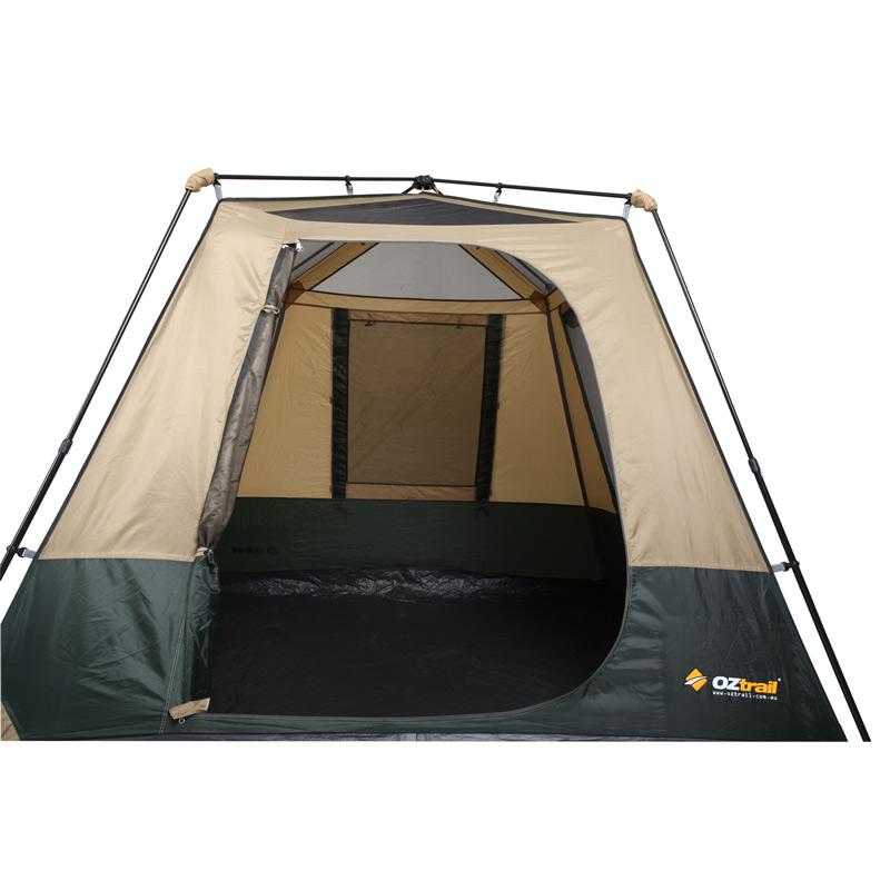 OZtrail Cruiser 240 Fast Frame Tent door