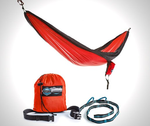 Double Parachute Camping Hammock by Youphoria Outdoors