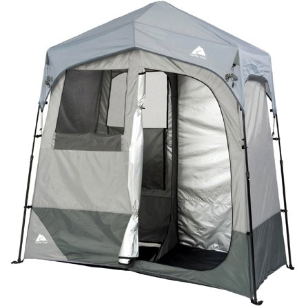 Ozark Trail Tent Review: Shower/Changing Room, Is It Good? - CampCrave