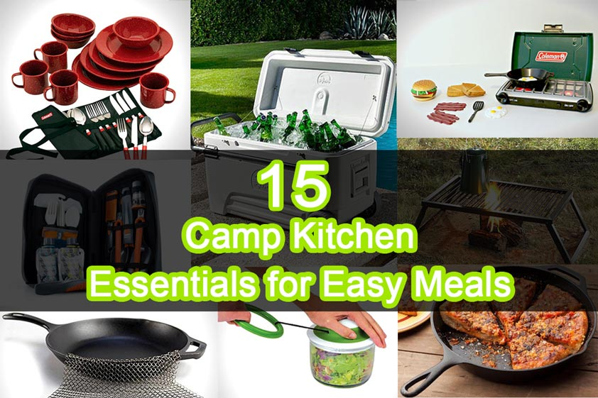 finest selection 6019a 50ceb 15 Camp Kitchen Essentials for Easy Meals - CampCrave