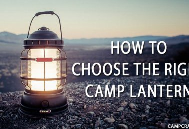 How to Choose the Right Camp Lantern