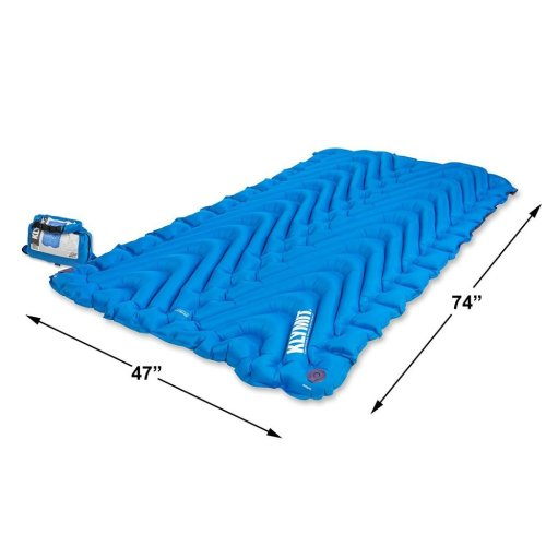 klymit sleeping pad review