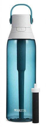 Brita Premium Filtering Water Bottle with Filter BPA Free