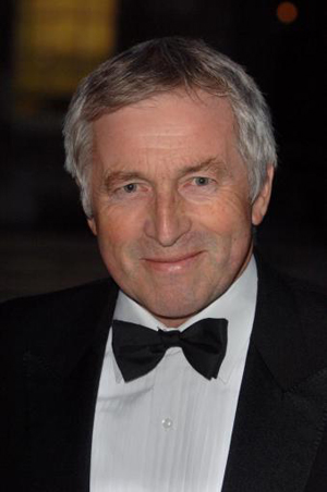 Jonathan Dimbleby, journalist and TV presenter