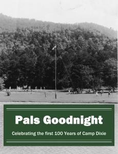 Cover for the book Pals Goodnight