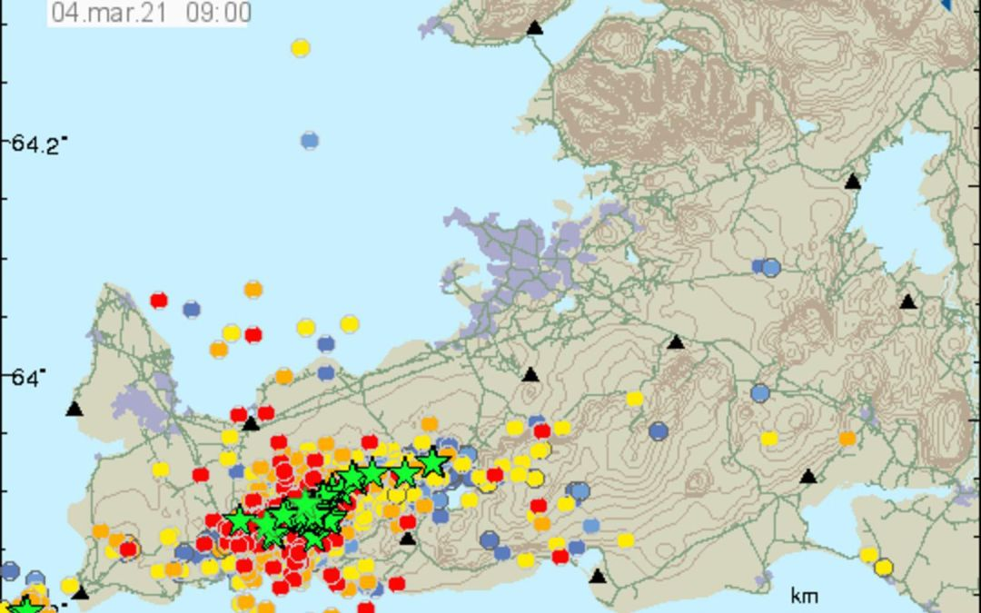 Second largest earthquake since beginning