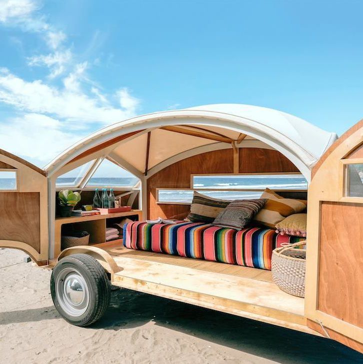 Travel Trailers Small: 18 Best Small Travel Trailers & Campers