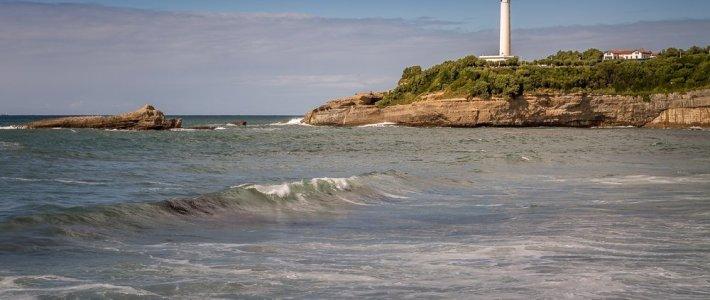 Bilder vom Atlantik – Mimizan bis Biarritz