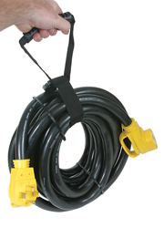 50A Power Cord with Handle 30 ft
