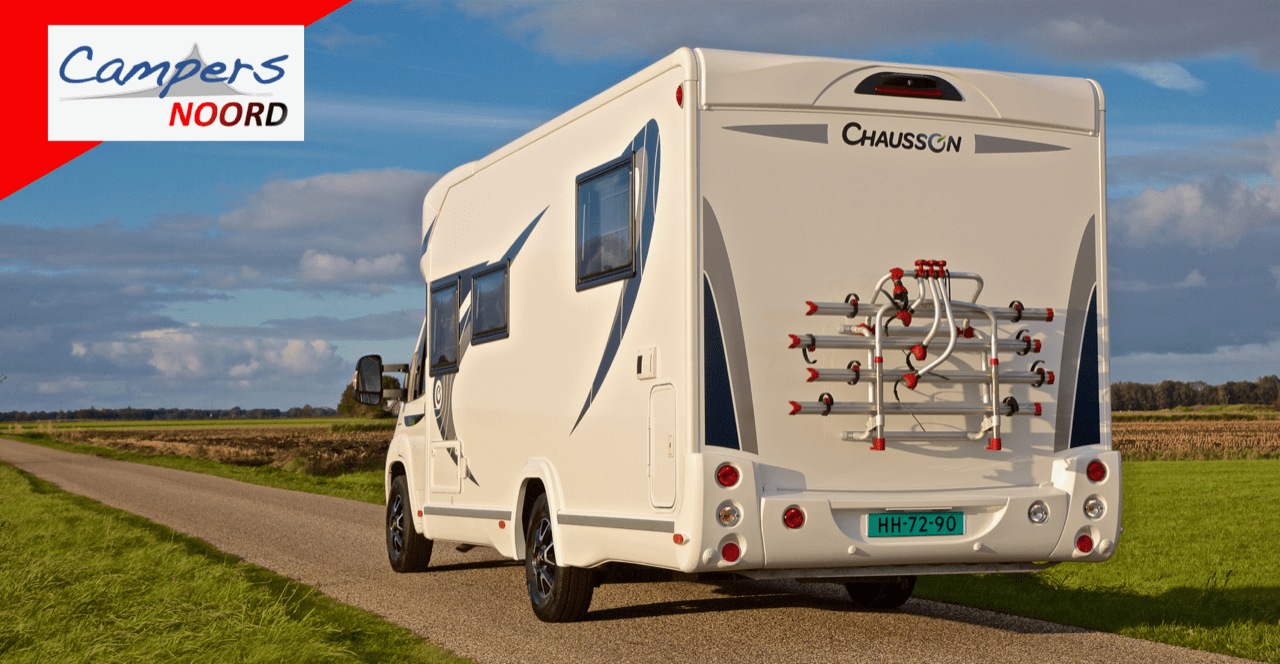 Foto Links achter Chausson 718 XLB 2017 Campers Noord
