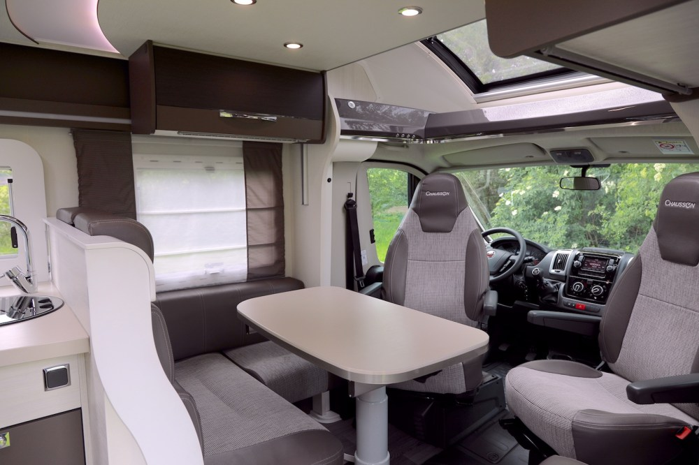 Chausson 728 rondzit Campers noord