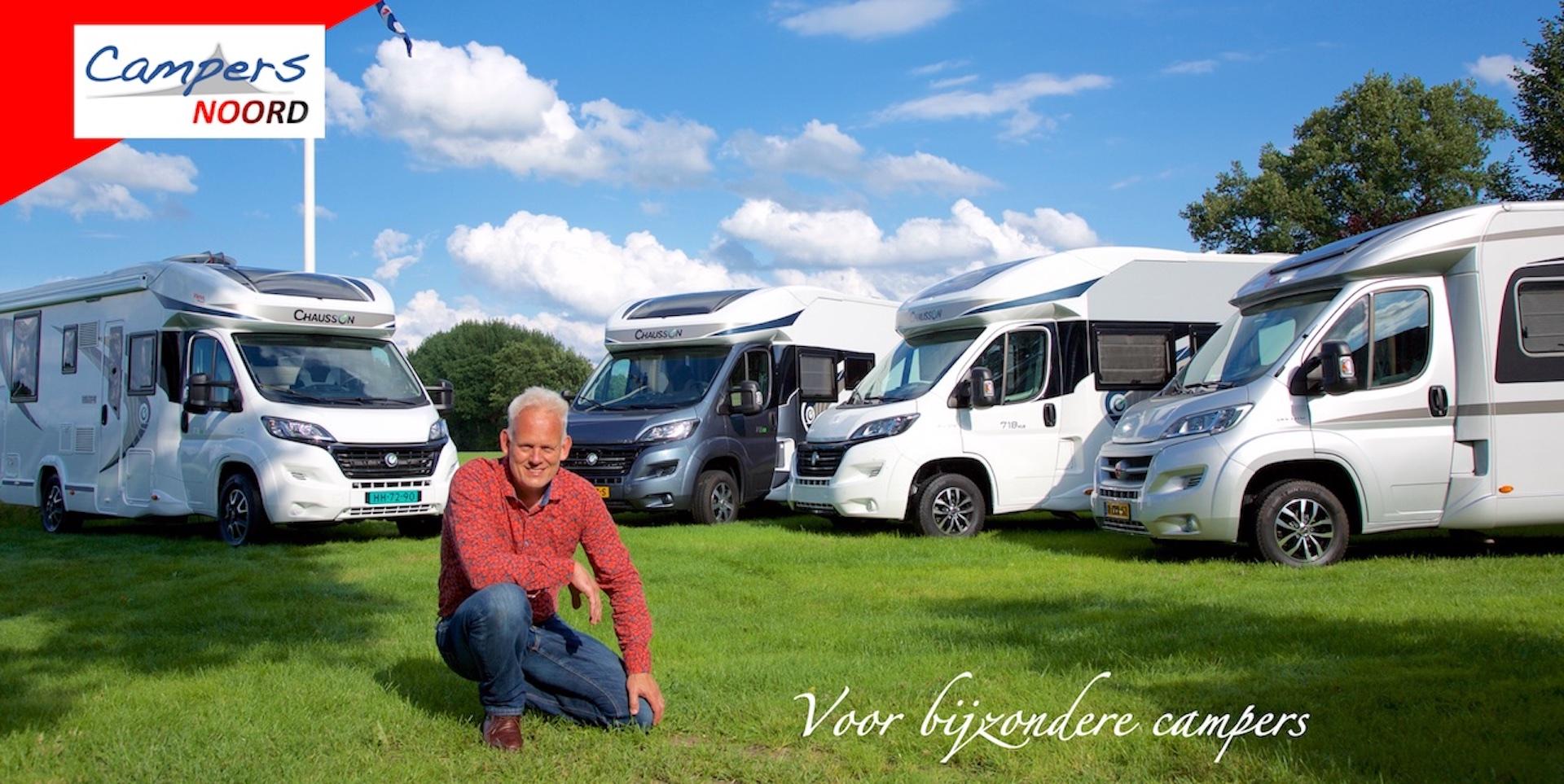 Camperdealer Campers Noord Makkinga www.campers-noord.nl