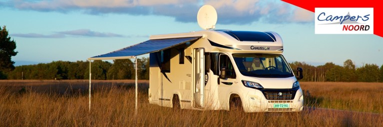 Chausson 718 XLB Campers Noord