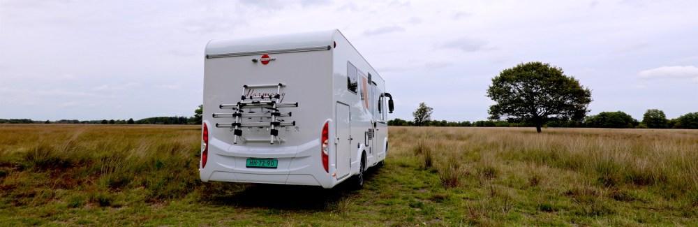 campers te koop Burstner I 734 Lyseo Harmony Line Campers Noord achterzijde