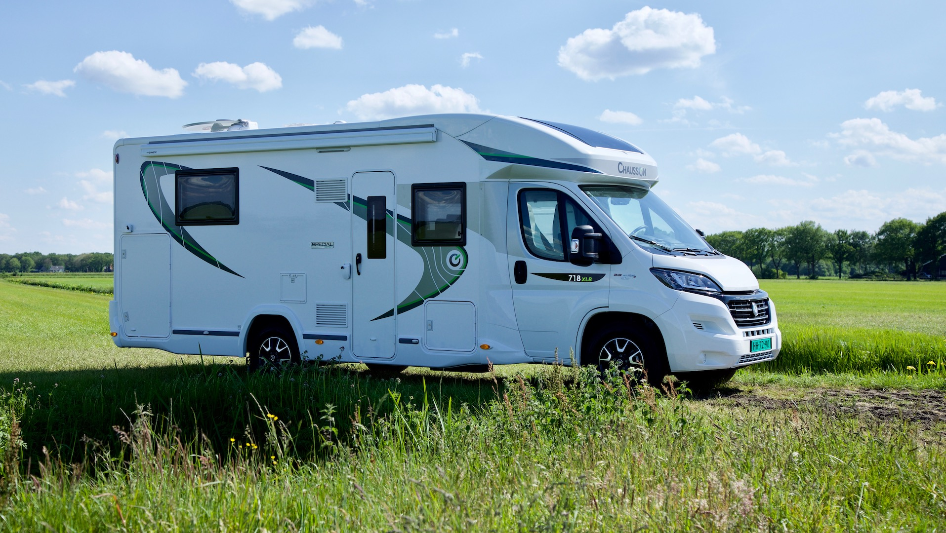 Chausson 718 XLB VIP Campers Noord