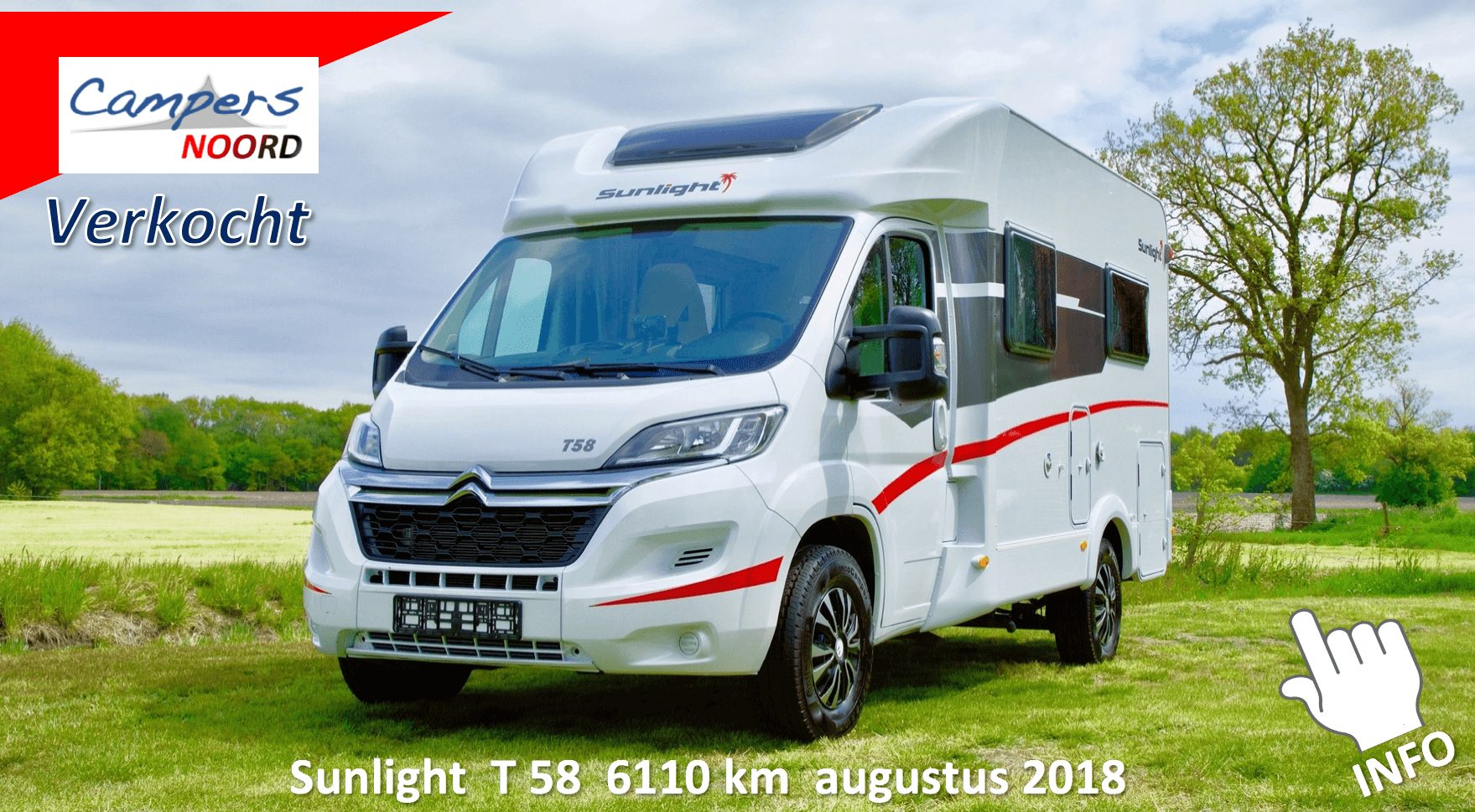 Sunlight T58 Campers Noord