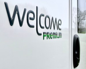 Welcome Premium logo Chausson 768 VIP campers noord
