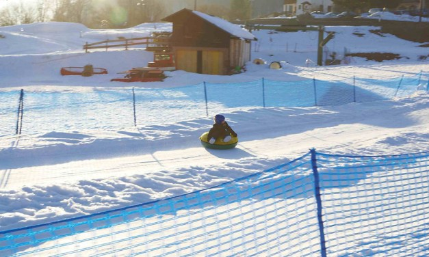 Weekend sulla neve: relax