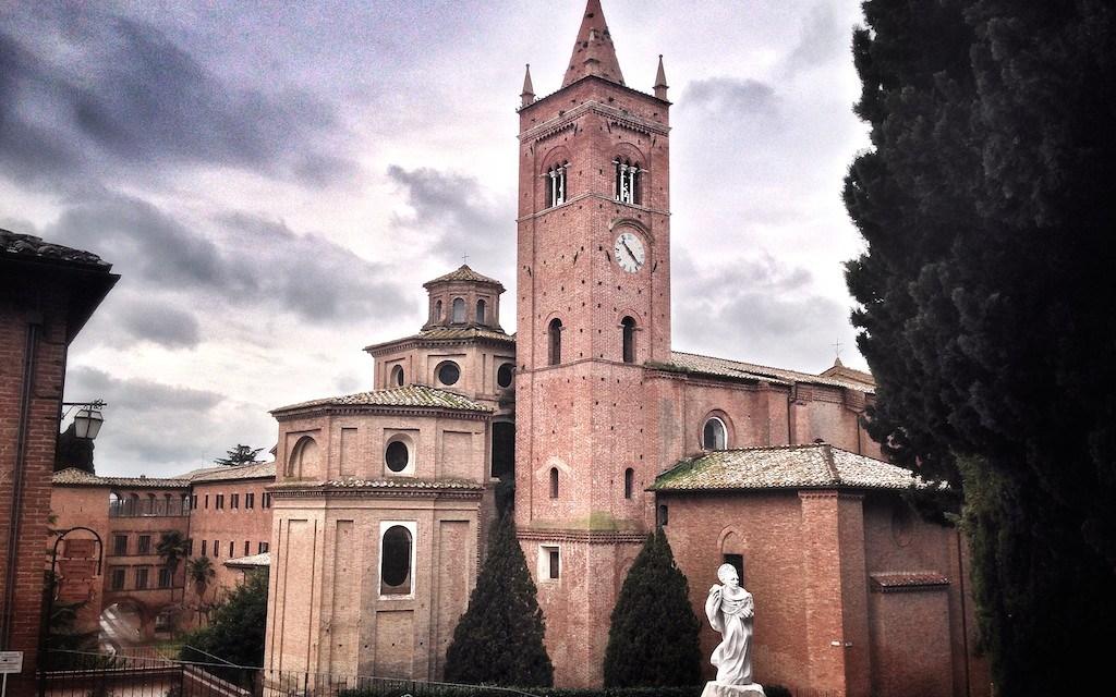 Monte Oliveto Maggiore (SI): atmosfera magica