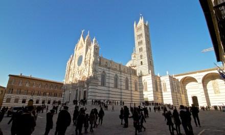 Siena walking