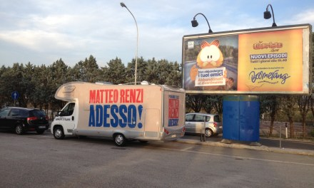 Dal camper all'auto blu