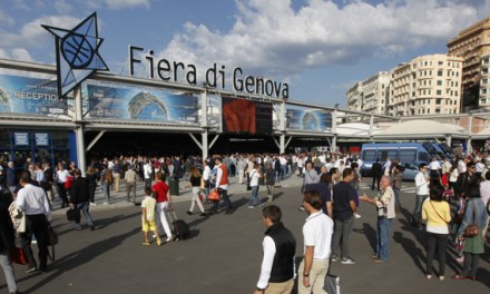 Salone Nautico: Genova camper friendly