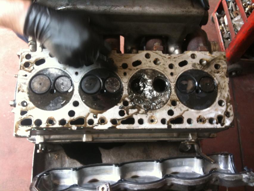 Vecchia Signora: motore story
