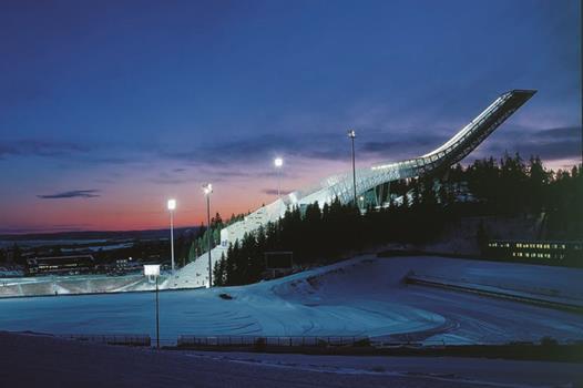 Sport invernali ad Oslo