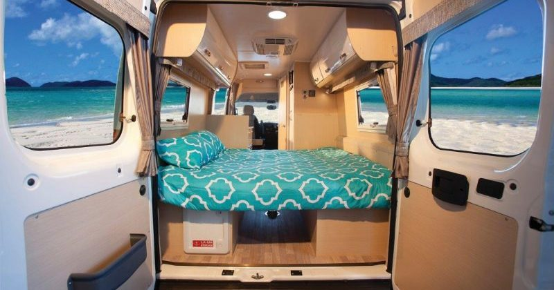 The Campervan - Types of Motorhome - Part 2