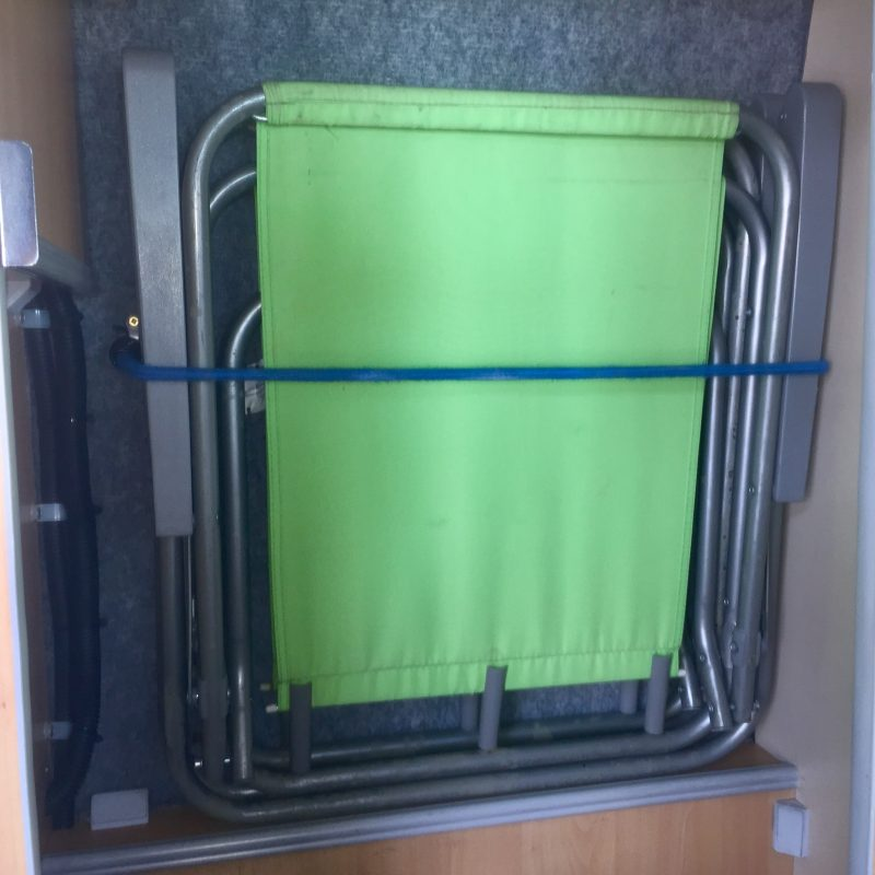 storage for motorhome and campervan services cupboards