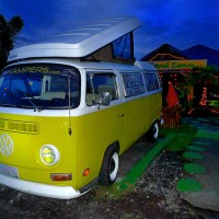 VW 1970 Westfalia Camper Van